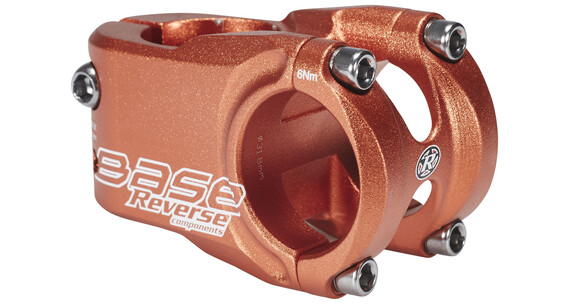 Reverse Base downhill stuurpen 40 mm oranje
